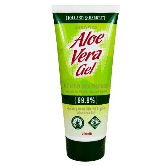 Holland and Barrett Aloe Vera Gel – 100ml