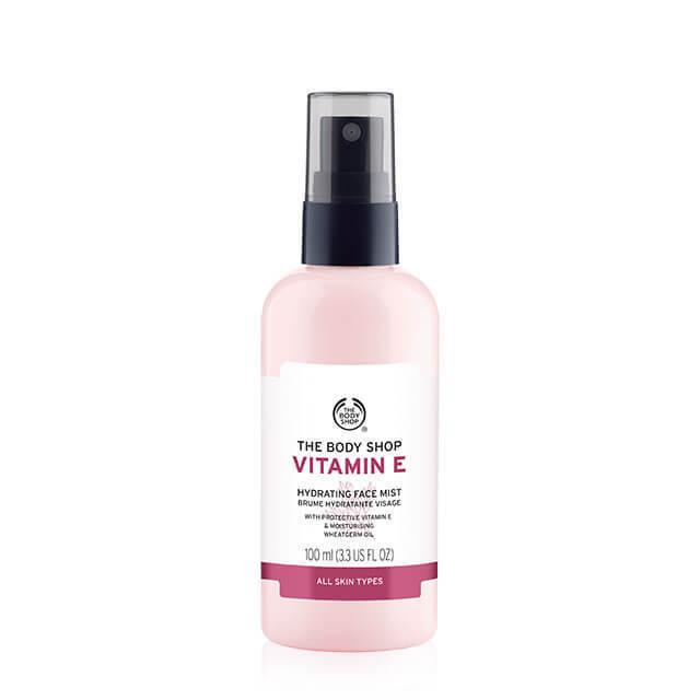 The Body Shop Vitamin E Hydrating Face Mist – 100ml