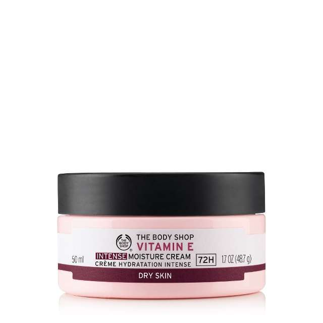 The Body Shop Vitamin E Intense Moisture Cream – 50 ml