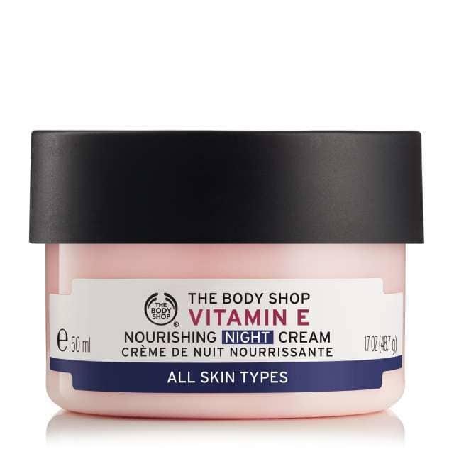 The Body Shop Vitamin E Nourishing Night Cream – 50ml