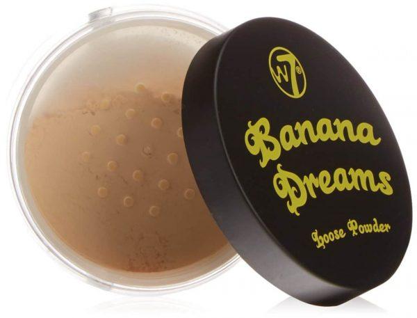 W7 BANANA Dreams Loose Face Powder 20 g